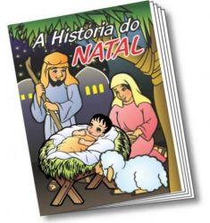 Livro de Pano A História do Natal