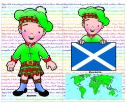 Almofada Escócia