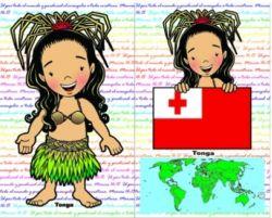 Almofada Tonga