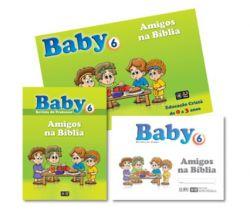 KIT Baby 6 - Amigos na Bíblia