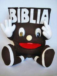 Fantoche Bíblia Preta