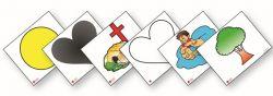 Cartões com Símbolos