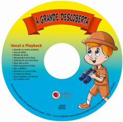 Grande Descoberta CD de Música