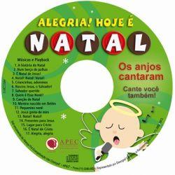 Cantata Alegria Hoje é Natal
