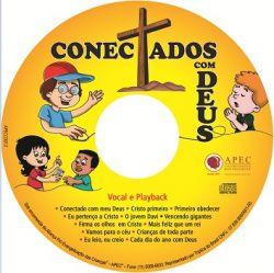 CD Conectados com Deus (link+partitura)