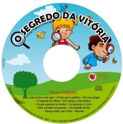 Segredo da Vitória CD de Música