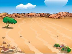 Cenário Deserto