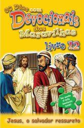 Devocional Jesus, o Salvador Ressurreto - TAMANHO PEQUENO