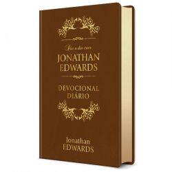 Dia A Dia Com Jonathan Edwards Capa Couro