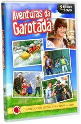 DVD Aventuras da Garotada