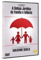 DVD Defesa Jurídica da Família e Infância