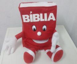 Fantoche Bíblia Vermelho