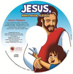 CD Jesus Minha Alegria