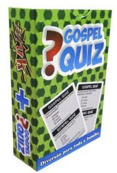 Jogo Quiz Gospel + Faruk (verde)