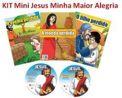 Mini EBF Jesus Minha Maior Alegria (para 3 dias)