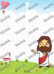 Poster Lousa Jesus