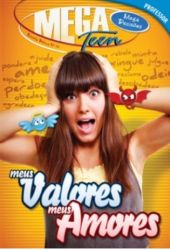 Mega Teen 10 Prof Meus Amores, Meus Valores