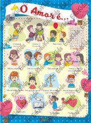 Poster O Amor é