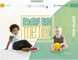 Plug Kinder 1 - Deus me Fez (Professor e Aluno)
