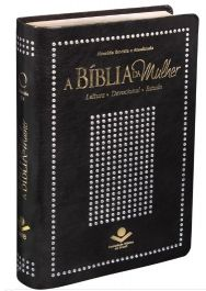 Bíblia da Mulher RA - Preto Nobre