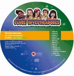 Investigadores da Bíblia CD de Música