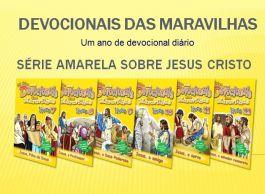 *Série Amarela sobre Jesus Cristo