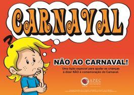 Não ao Carnaval