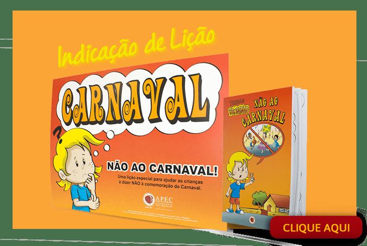 Não ao Carnaval,